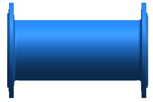 Flanşlı Kısa Borular (FF)